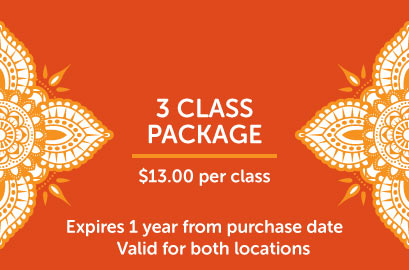 3 Class package