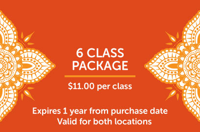 6 Class Package