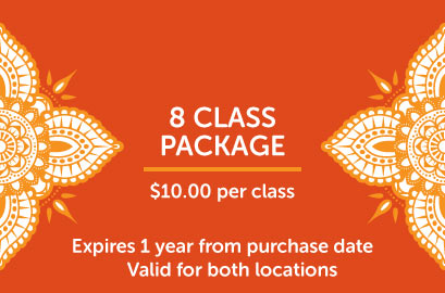 8 Class Package