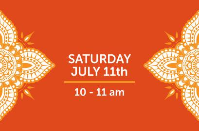 7/11-Live Stream Bhangra Class