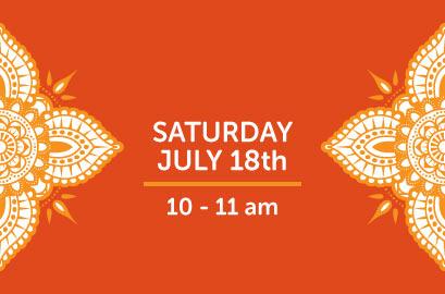 7/18-Live Stream Bhangra Class