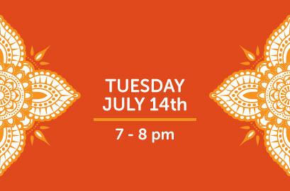 7/14-Live Stream Bhangra Class