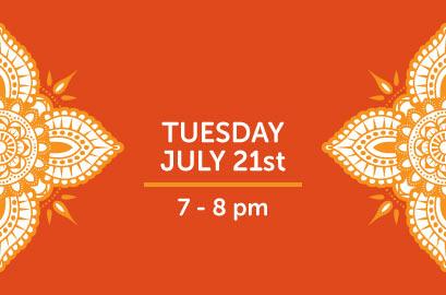 7/21-Live Stream Bhangra Class