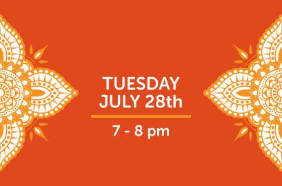 7/28-Live Stream Bhangra Class