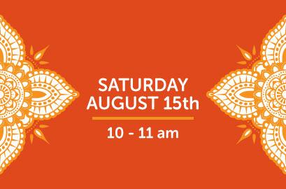 8/15-Live Stream Bhangra Class