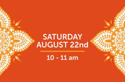 8/22-Live Stream Bhangra Class
