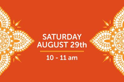 8/29-Live Stream Bhangra Class