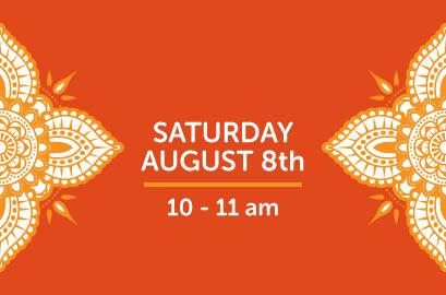 8/08-Live Stream Bhangra Class