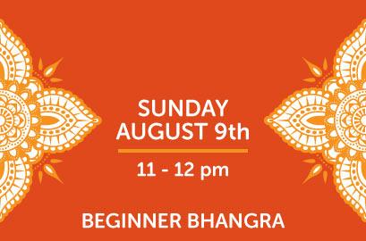 8/09 - Beginner Bhangra