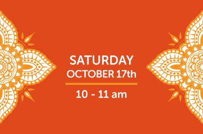 10/17 Live Stream Bhangra Class