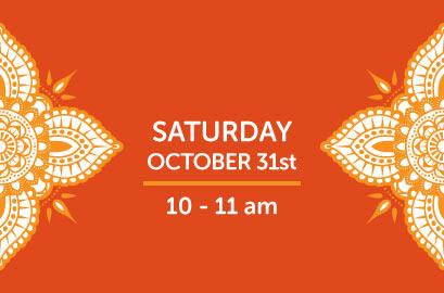 10/31-Live Stream Bhangra Class