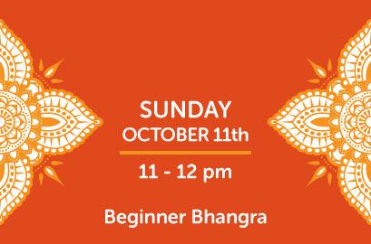 01/10 - Beginner Bhangra