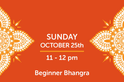 10/25 - Beginner Bhangra