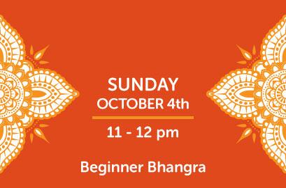 10/04 - Free Beginner Bhangra