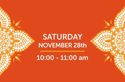 11/28-Live Stream Bhangra Class