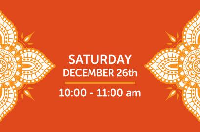 12/26-Live Stream Bhangra Class