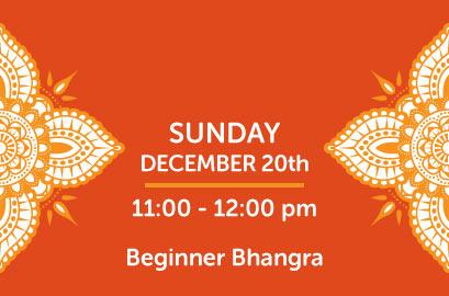 12/20 - Beginner Bhangra