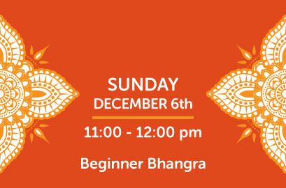 12/06 - Beginner Bhangra