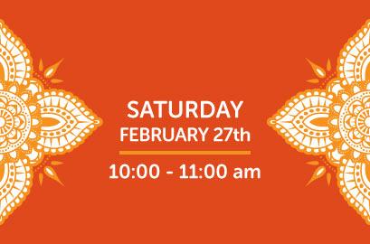 02/27-Live Stream Bhangra Class