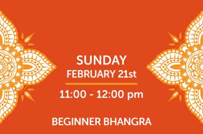 02/21 - Beginner Bhangra
