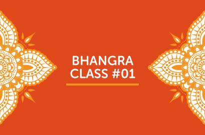 ONLINE BHANGRA CLASS #1