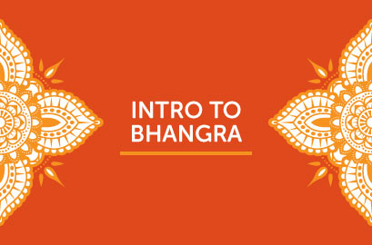 INTRO TO BHANGRA CLASS