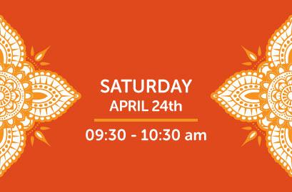 04/24/21-Live Stream Bhangra Class