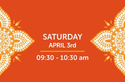 04/03/21-Live Stream Bhangra Class