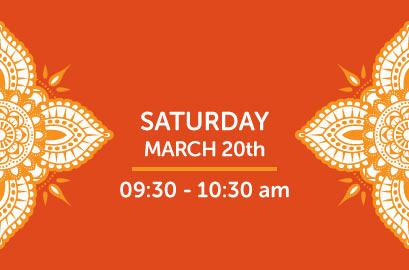 03/20/21-Live Stream Bhangra Class