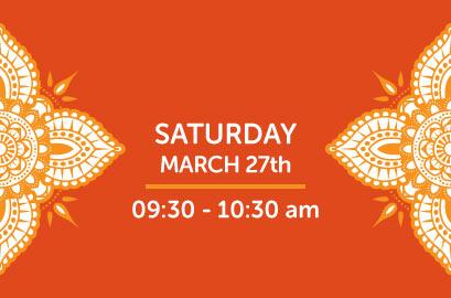 03/27/21-Live Stream Bhangra Class