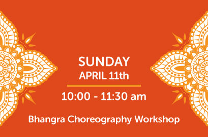 04/11/21-Live Stream Choreography Bhangra Workshop