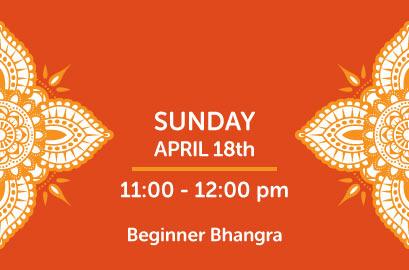 04/18/21 - Beginner Bhangra