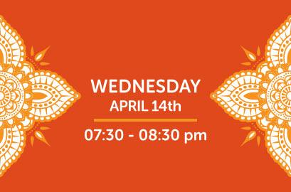04/14/21-Live Stream Bhangra Class