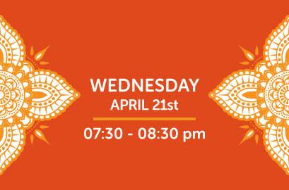 04/21/21-Live Stream Bhangra Class