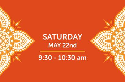 05/22/21-Live Stream Bhangra Class