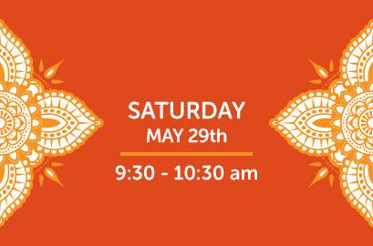 05/29/21-Live Stream Bhangra Class