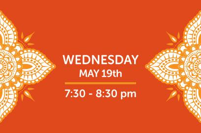 05/19/21-Live Stream Bhangra Class