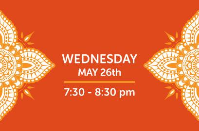 05/26/21-Live Stream Bhangra Class