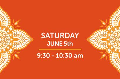 06/05/21-Live Stream Bhangra Class