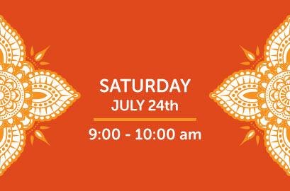 07/24/21-Live Stream Bhangra Class
