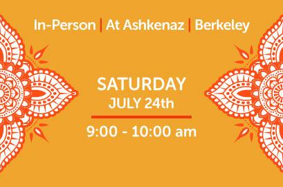 In Person Bhangra Class, Sat. July 24th Ashkenaz, Berkeley