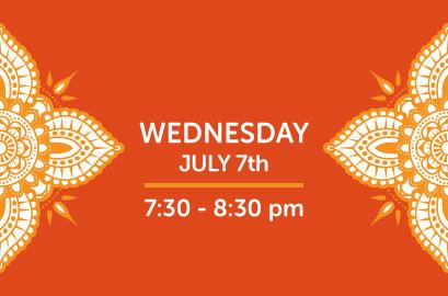07/07/21-Live Stream Bhangra Class